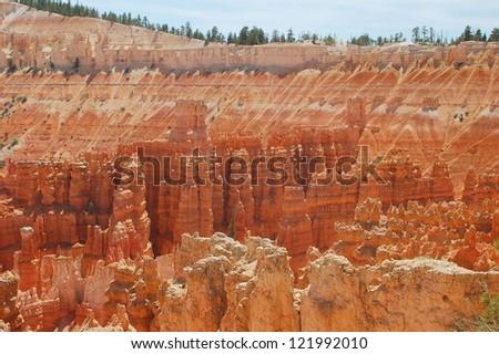 Bryce Canyon, Utah - stock photo