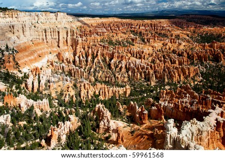 Bryce Point - stock photo