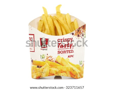 Kfc meal stock images royalty free images vectors - Kentucky french chicken ...