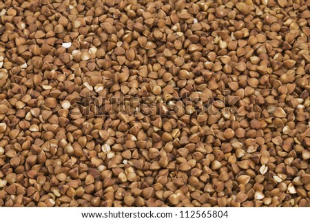 buckwheat background