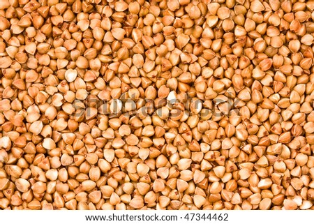 Buckwheat groats, close up, background, food,  eating