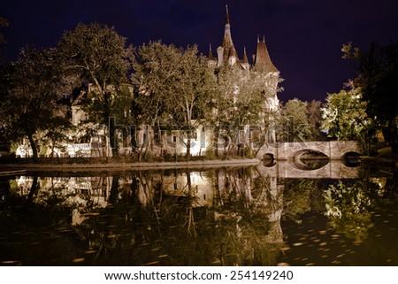 Budapest - stock photo