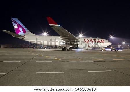 Qatar Airways Stock Photos, Royalty-Free Images & Vectors ...  Qatar Airways S...