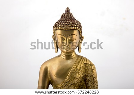 buddha bronze statue antique