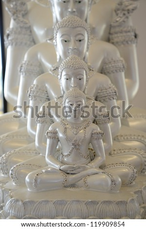 Buddha image - stock photo