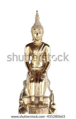 Buddha Images for Wednesday (Evening) of Buddha Images for the Seven Days