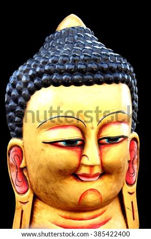 Buddha ,Lord Budhha,Siddhartha, - stock photo