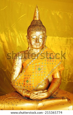 buddha monk buddhism temple face statues