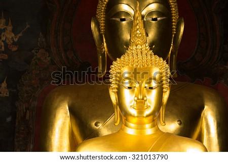 Buddha thai - stock photo