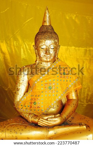buddha thailand buddhism asian old temple background art