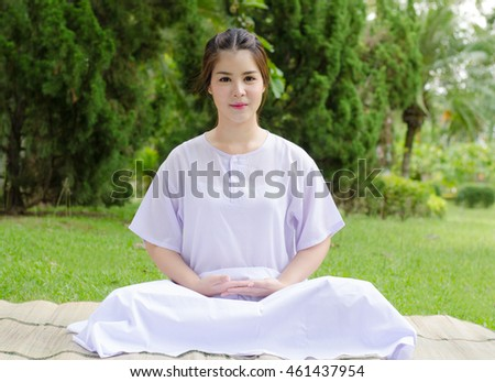 red ash buddhist single women Along with two dozen or so other women and a  a number of young women had gone to thailand's cities to work in  seated on a thin straw mat in the single,.