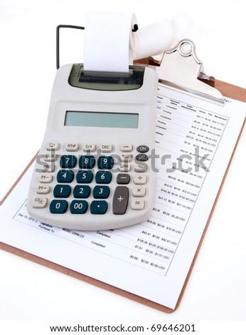 budgeting calculator stock photo 69646201 shutterstock