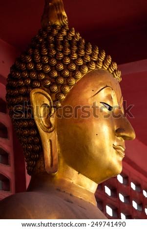 Budha Statue - stock photo