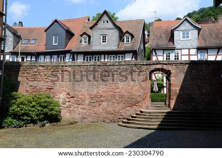 Buedingen, Germany
