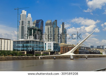 Buenos Aires - stock photo