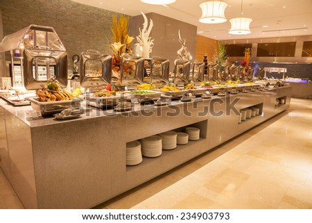 Superior Buffet Restaurant, The Hotel Restaurant