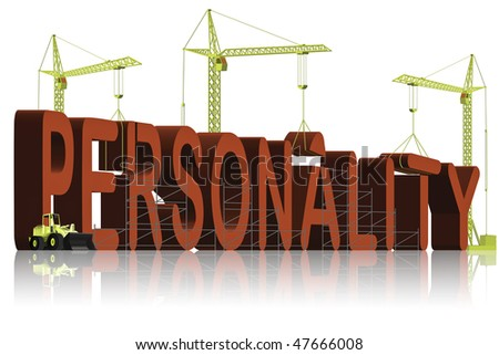 build your personality be confident be strong belief in yourself get self esteem you can do it