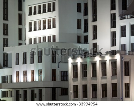 building - stock photo