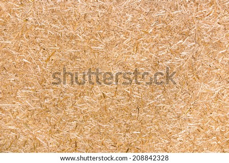 Building a wooden board for the background and texture - stock photo
