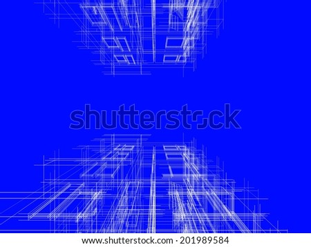 building architecture background