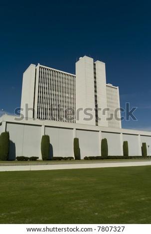 Building Exterior - stock photo