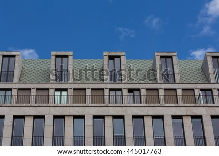building exterior - house facade - roof