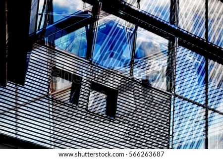 Structural Glazing Stock Images Royalty Free Images