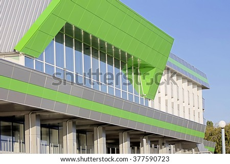 Building Facade Stock Images RoyaltyFree Images Vectors