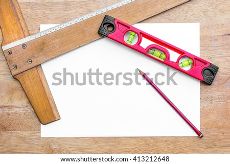 T Square Ruler Stock Images Royalty Free Images Amp Vectors