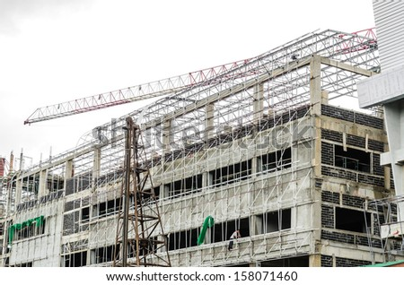 Building under constuction