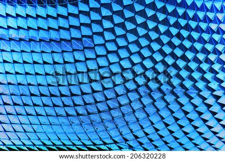 Building wall texture - stock photo