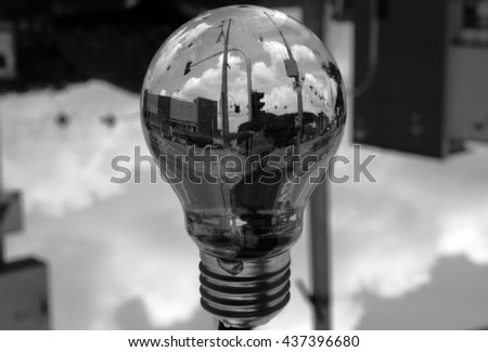Bulb Point Of View