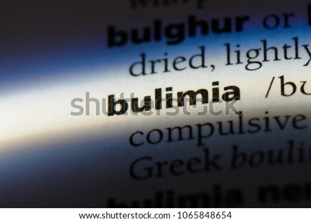 What is another word for bulimia - WordHippo