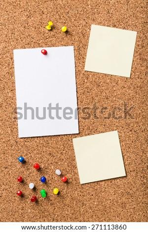bulletin board plank cork bulletin board