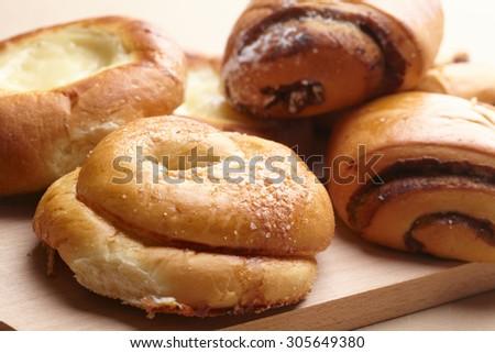 buns - stock photo