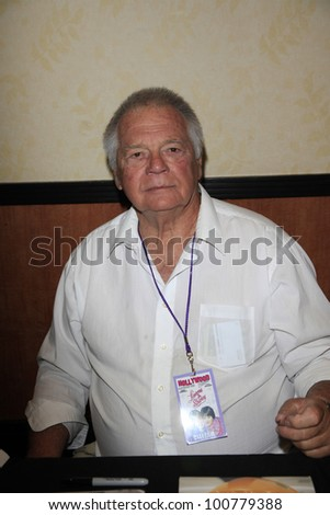 BURBANK, CA - APR 22: Gary Lockwood at The Hollywood Show held at Burbank Airport Marriott on April 22, 2012 in Burbank, California