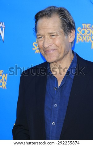 BURBANK - JUN 25: James Remar at the 41st Annual Saturn Awards at The Castaway on June 25, 2015 in Burbank, California, - stock photo
