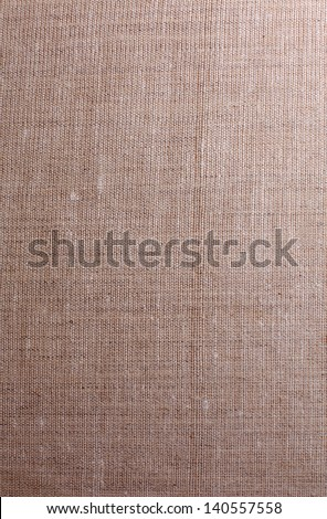 burlap - light grey natural canvas textile close up for background