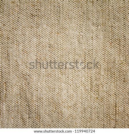 Burlap, Sacking, Sackcloth, Hessian texture background - stock photo