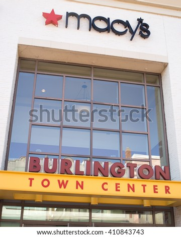 BURLINGTON, VERMONT - Church Street entrance to the downtown Burlington Town Center Mall in Burlington, Vermont on 3/12/2016.
