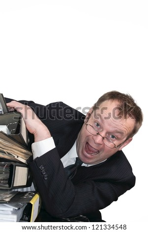 Burn Out - stock photo