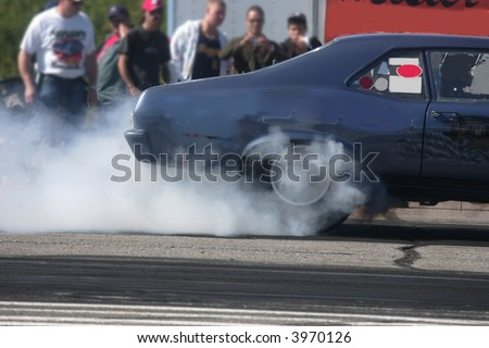 burning rubber 10