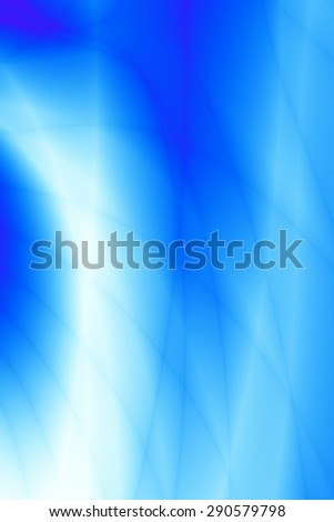 Burst lightning blue abstract summer graphic design - stock photo