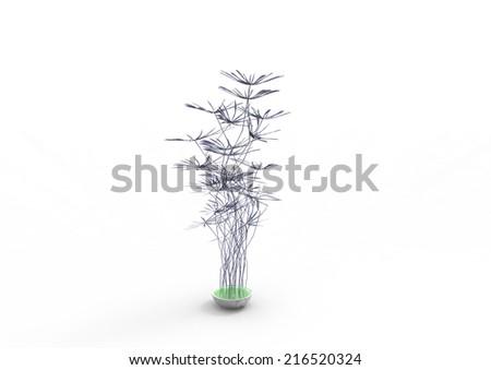 bush - stock photo