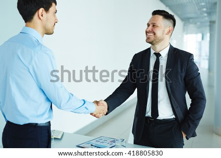 Agreement Business Stock Images, Royalty-Free Images & Vectors