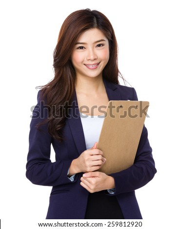 Business and education concept - stock photo