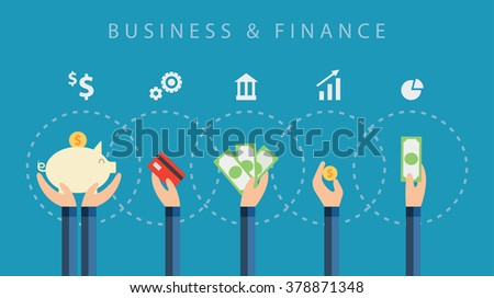 business and finance background