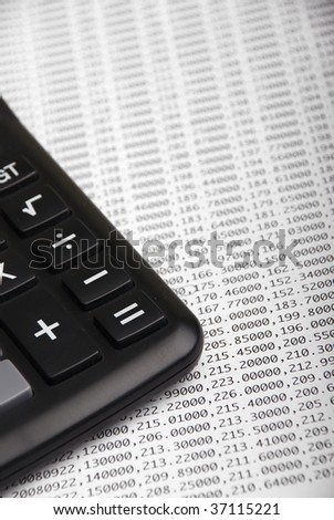 Business concept 3 - stock photo