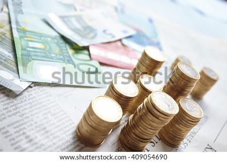 business concept - stock photo