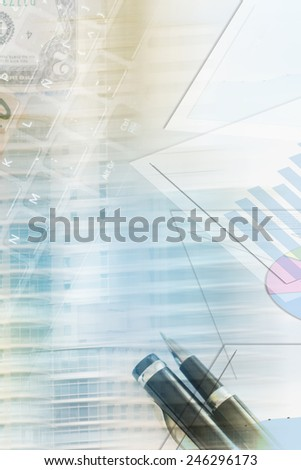 Business concept background